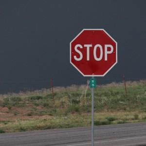 stoping